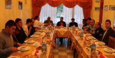 Şehit ve Gazi Aileleri İftar Yemeğinde Buluştu