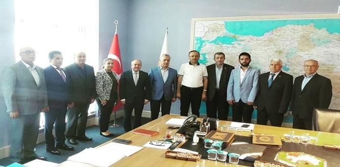 AK Parti'de 3 İlçeye Atama Yapıldı