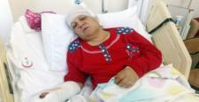 Eşini Baltayla Yaraladı