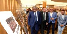 İHA'nın Fotoğraf Sergisi Üniversitede Açıldı
