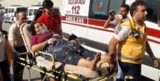 Amca Çocukları Kavga Etti: 10 Yaralı