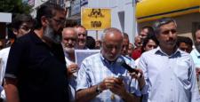 Çorum'dan İsrail'e Tepki