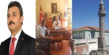 CHP'li Başkan Külcü'ye Teşekkür Etti
