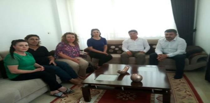 CHP'den Şehit Ailelerine Ziyaret