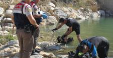 Koçhisar Barajında 2 Kişi Boğuldu