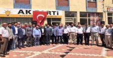 AK Parti Boğazkale İlçe Kongresi Yapıldı