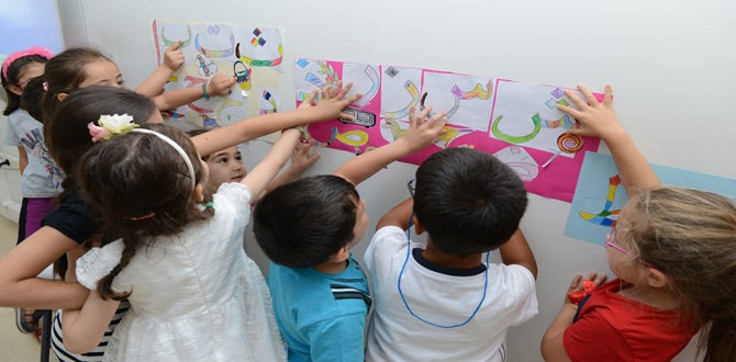Gençlik Merkezi Çocuklarımız İçin