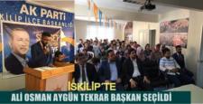 İskilip'li AK Gençler Aygün'e Emanet