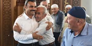 Dülgeroğlu İsmet Cenesiz Camii İbadete Açıldı