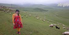 Genç Kız Otomobille Köyden Kaçtı