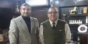 Albay Başbuğ'dan, ÇESOB'a Ziyaret