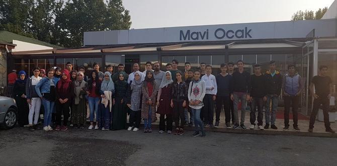 Mardinli Öğrenciler Sungurlu'da