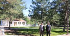 Kadeş Barış Parkı Açıldı