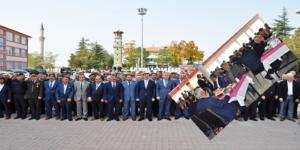 Sungurlu'da Muhtarlar Günü Kutlandı