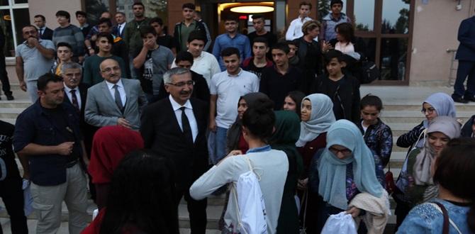 Mardinli Öğrenciler Çorum'u Tanıyor