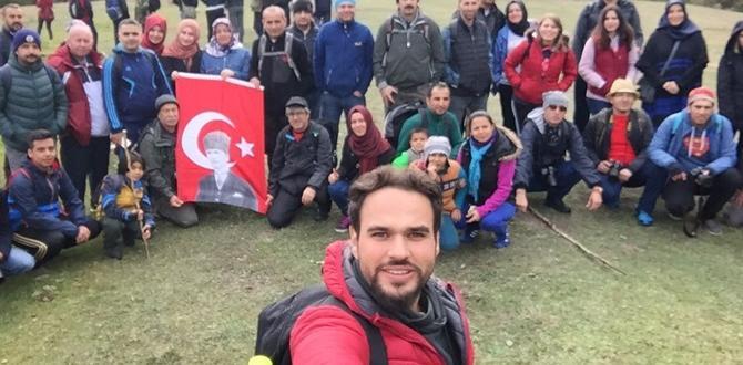 Osmancık'ta Doğa Yürüyüşü Yapıldı