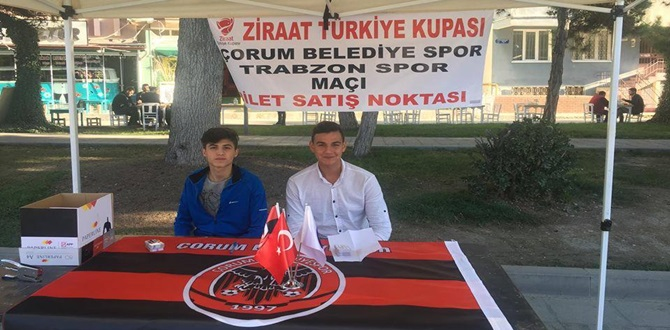 Trabzonspor Maç Biletleri Satışta