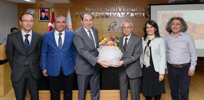 Ozulu'nun İsmi Üniversitede Yaşatılacak