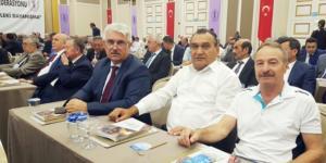 Elektrikçiler, Antalya'da İstişare Yaptı