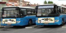 Halk Otobüsü Çocuğa Çarptı