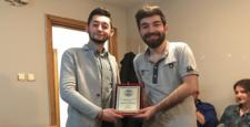 ÇESİAD, Öğrenci Başkanı Değişti