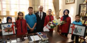 Türkiyem İHO'dan Belediye'ye Ziyaret
