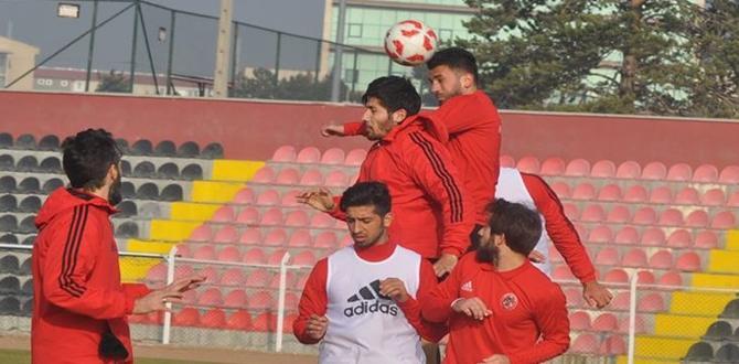 Belediyespor, Elazığ Maçına Kilitlendi