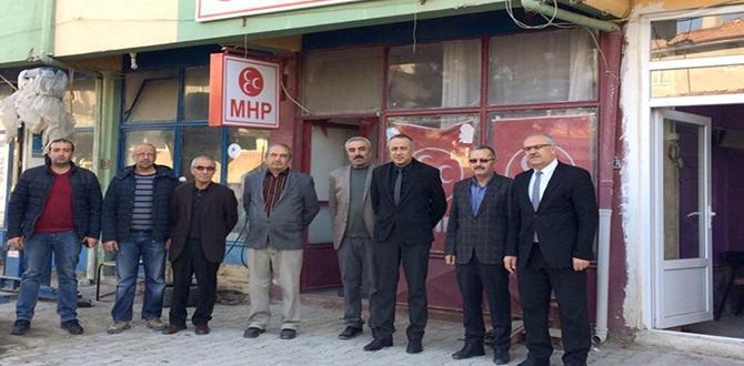 'CHP, MHP Düşmanlığı Yapıyor'