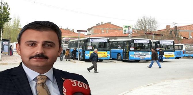 Toplu Taşıma Belediyeye Kaldı