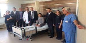 Hastaneden Bir Başarılı Operasyon Daha