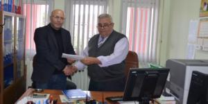 CHP, Başkanı Mazbatasını Aldı