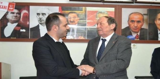 CHP'de, Genç Gazeteci Başkan Oldu