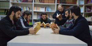Gençlik Merkezlerinde Kitap Okuma Halkaları