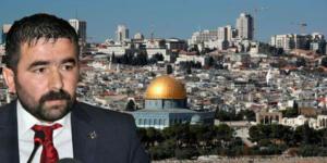 'Filistin Adım Adım İşgal Ediliyor'