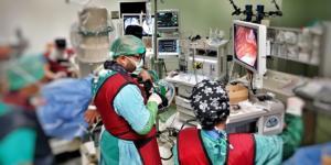 Hastanede Başarılı Operasyonlar Devam Ediyor