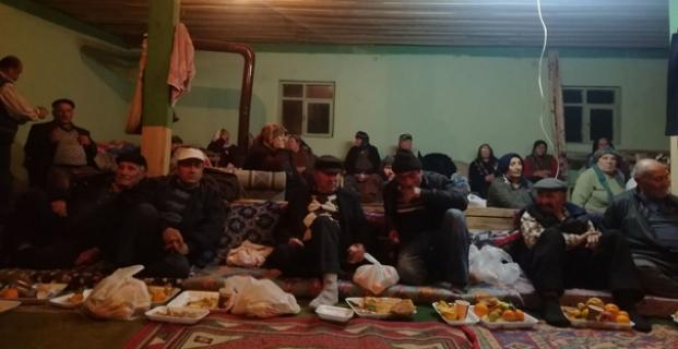 Hacıbey'de Abdal Musa Birlik Cemi