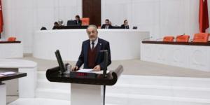 Uslu, AK Parti Grubu Adına Konuştu
