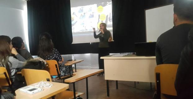 Sungurlu MYO'dan 'Kudüs' Konferansı
