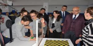 Matematik Müzesi Açıldı