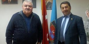 Türkoğlu'ndan, Şahin'e Anlamlı Ziyaret