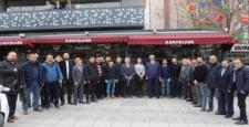 Vali Kılıç, Gazetecileri Ağırladı