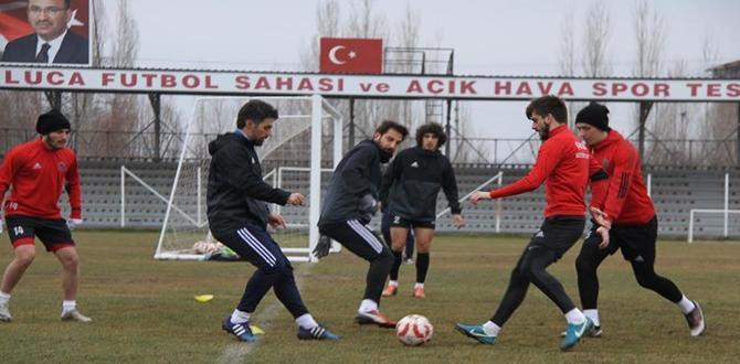Yarın Tokatsporla Maçımız Var