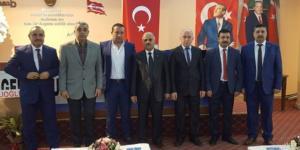 Erdoğan Çerikci, Tekrar Başkan Seçildi