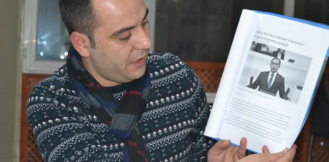 CHP'den, Ceylan'a Hastane Eleştirisi