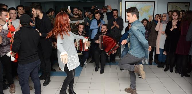 Karadeniz Çerkes Gençliği  Buluştu