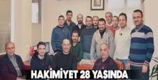 Hakimiyet 28 Yaşını Kutluyor