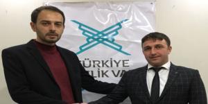 Osmancık TÜGVA'ya Gökel Atandı