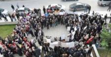 Protestoya Katılanlar Gözaltında