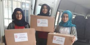Şehit Ali Karslı İHO'da Yardım Kampanyası
