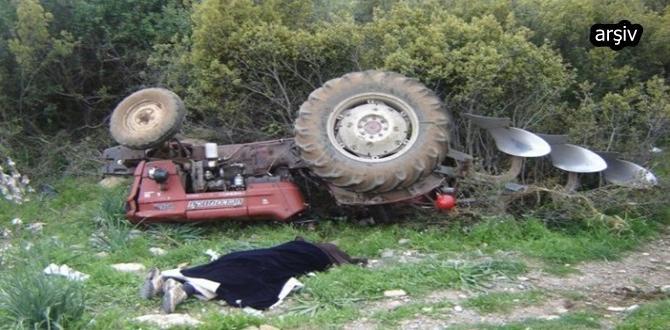 Bu Kazada 1 Kişi Öldü 1 Kişi Ağır Yaralandı